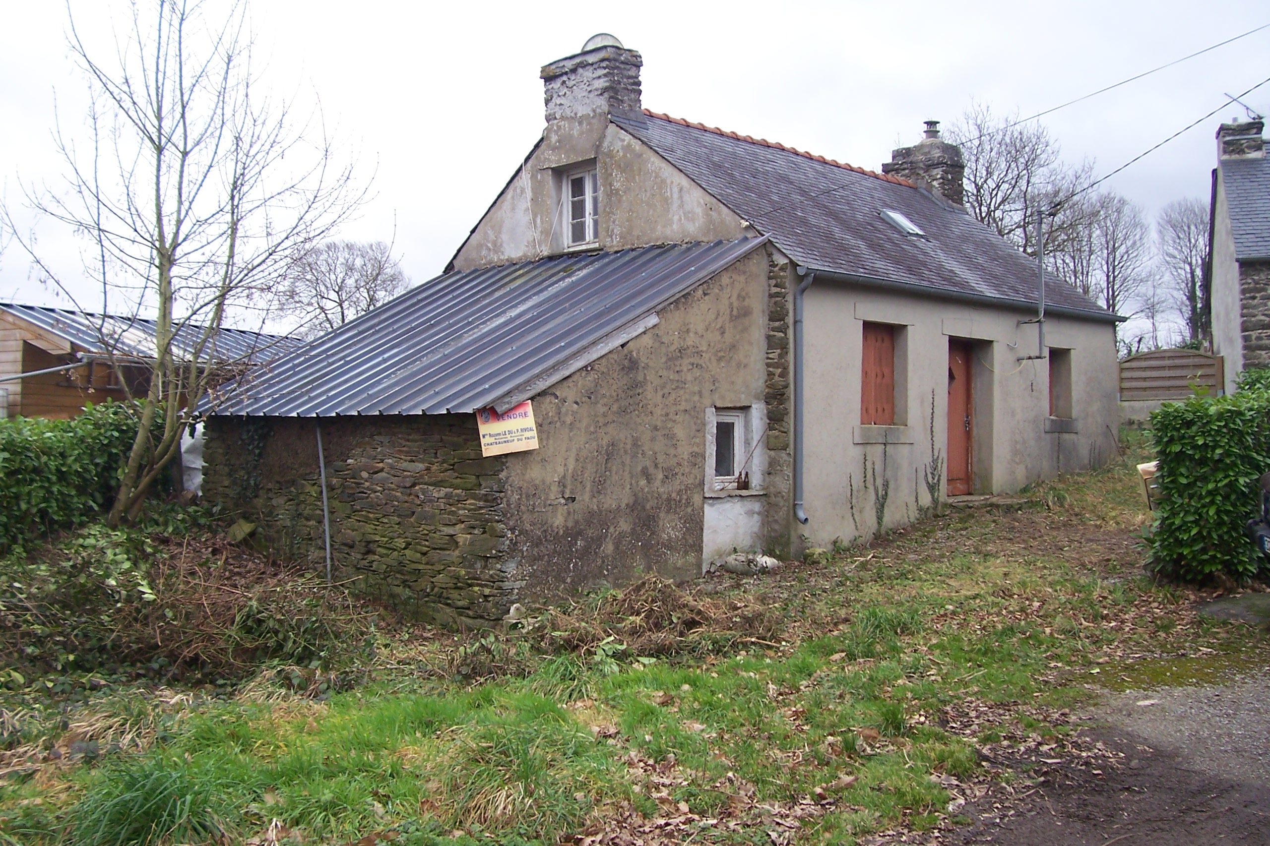 Coastal Property For Sale In Brittany