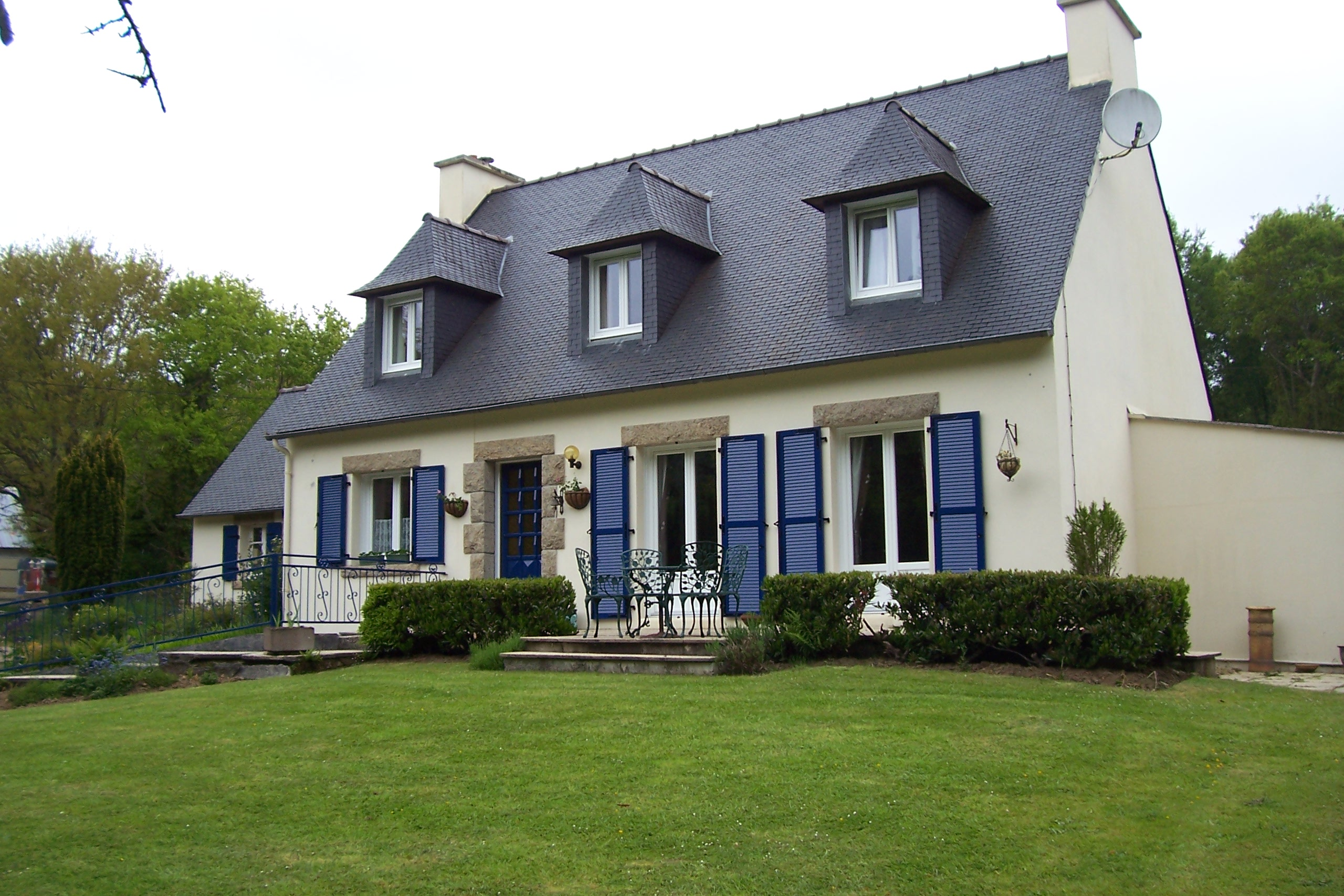 Brittany property for sale english speaking agents in brittany france sa - Maison neo bretonne renovee ...