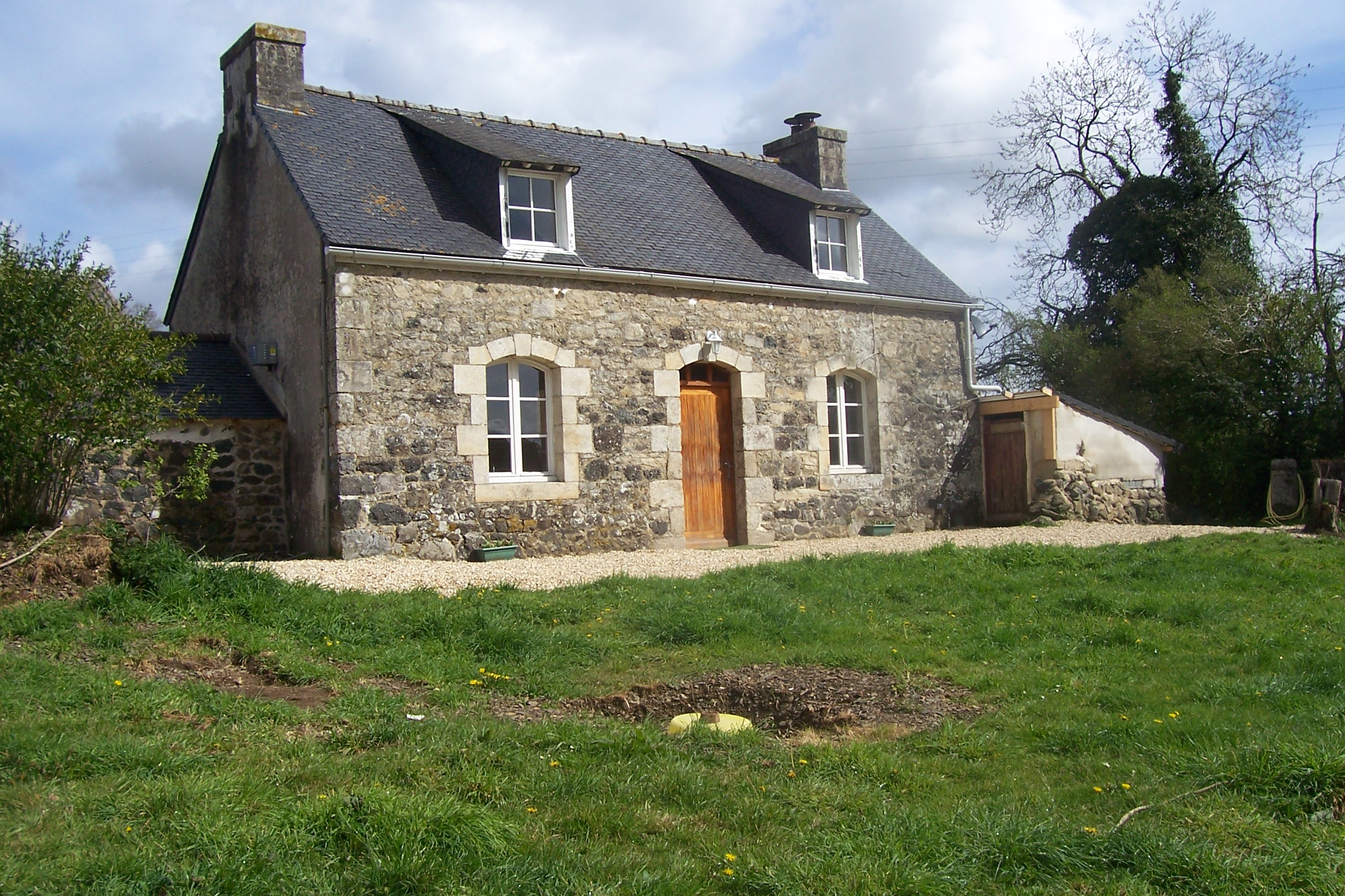 Brittany property for sale english speaking agents in brittany france sa - Jardin maison de campagne ...
